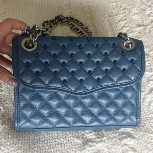 Rebecca Minkoff Quilted Affair Mini Crossbody Bag